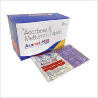 Acarbose & Metformin Tablets