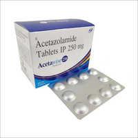 Acetazolamide Tablets IP 250MG