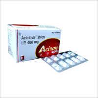 Aciclovir Tablets IP 400mg
