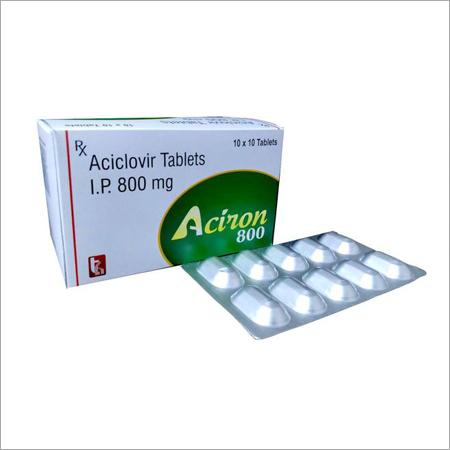 Aciclovir Tablets IP 800mg