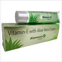 Vitamin E with Aloevera Cream
