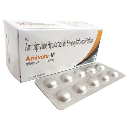 Amitriptylinea Hydrochloride & Methylcobalamin Tablets