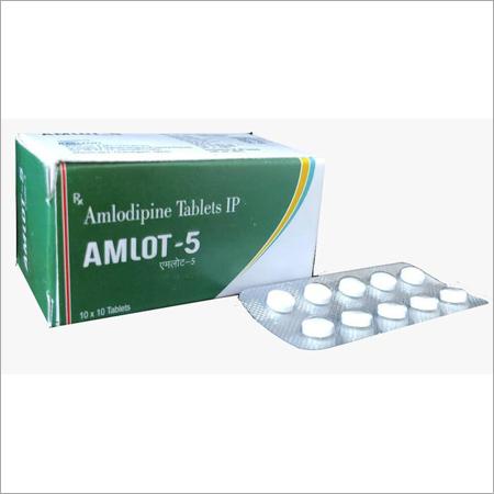 Amlodipine Tablets IP