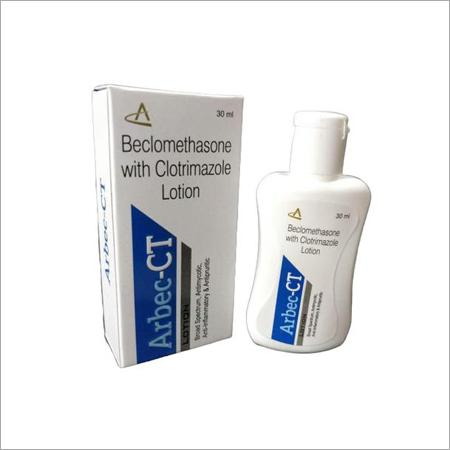 Beclomethasone With Clotrimazole Lotion