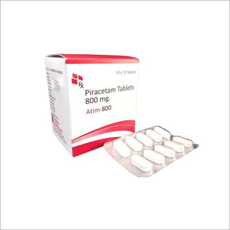 Piracetam Tablets 800mg