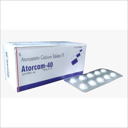 Atorvastatin Calcium Tablets IP