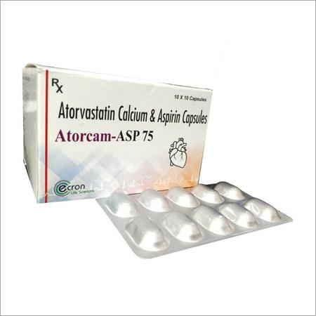 Atorvastatin Calcium Capsules