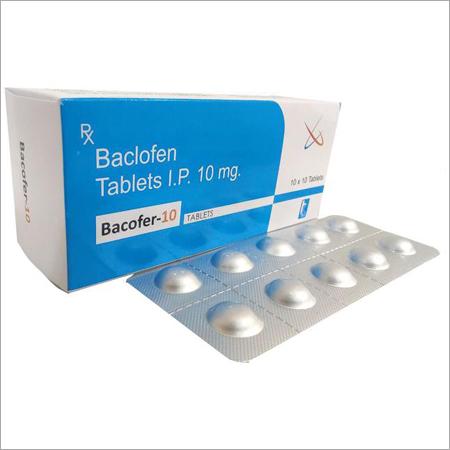 Baclofan Tablets IP 10mg