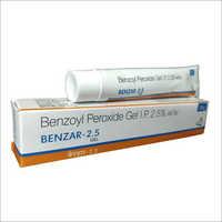 Benzoyl Peroxide Gel IP 2.5% w/w