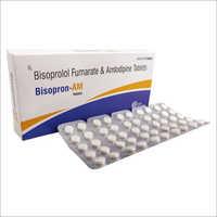 Bisoprolol Fumarate & Amlodipine Tablets