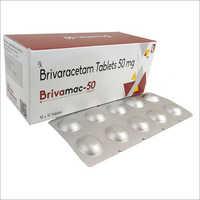 Brivaracetam Tablets 50mg