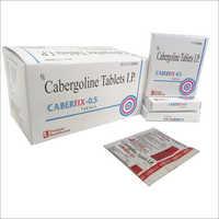 Cabergoline Tablets I P