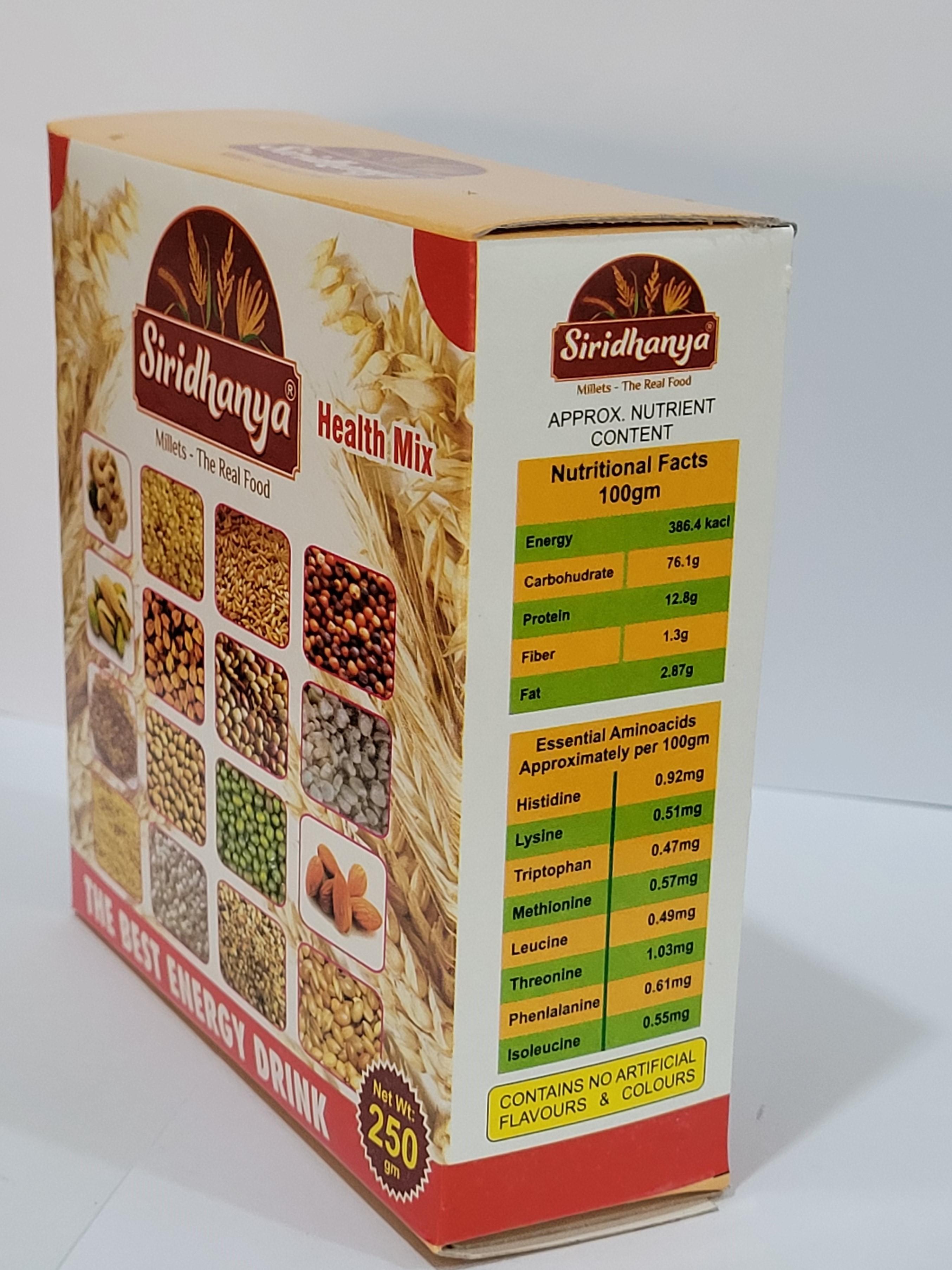 Millet Health Drink