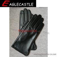 Fashion new leather sheepskin gloves, winter gloves, luxury gloves