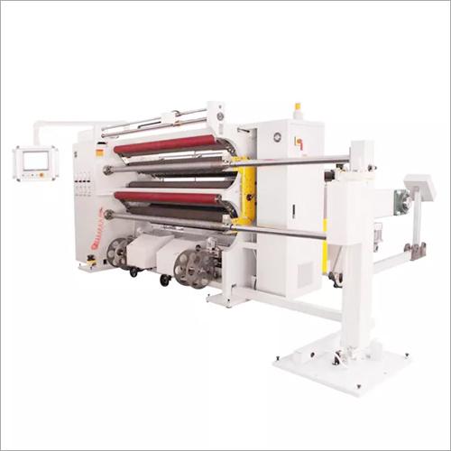 Slitter Rewinder Machine For Plastic Film Paper Foils Labels