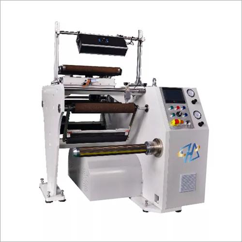 Industrial Slitter Rewinder Machine