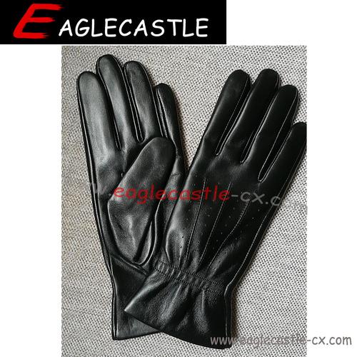 Fashion Ladies Leather Gloves, Warm Gloves, Winter Gloves