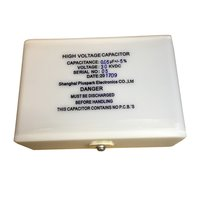 High Voltage Capacitor 30kV 0.05uF,Pulse Discharge Capacitor 50nF 30000V