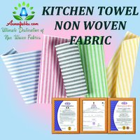KITCHEN TOWEL NON WOVEN FABRIC