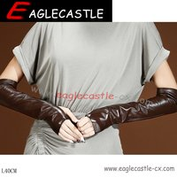 Lady PU Gloves Fashion Lady Accessories Party Gloves