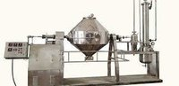 Rotary Double Cone Vaccum Dryer