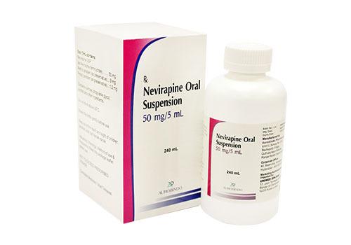 Nevirapine Oral Suspension