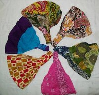 Flower Printed Headband