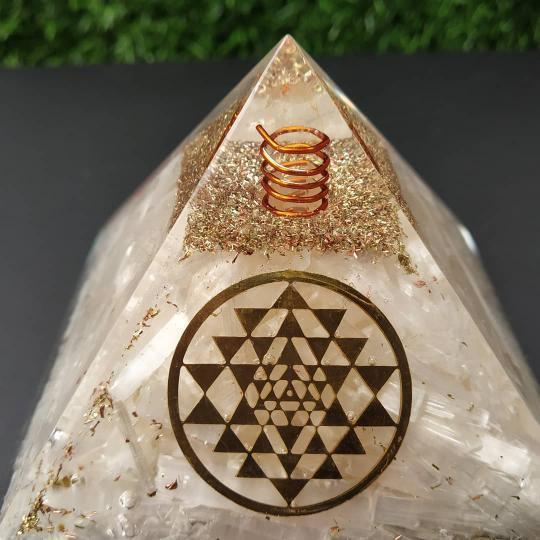 Organe Pyramid