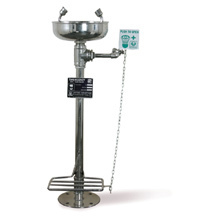 Eye Wash Hand Foot Operated - SS