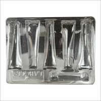 15 MG Tube Kit Blister Tray