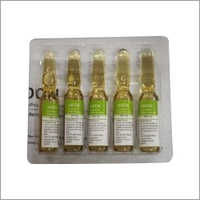 Amphoule Packaging Transparent Tray