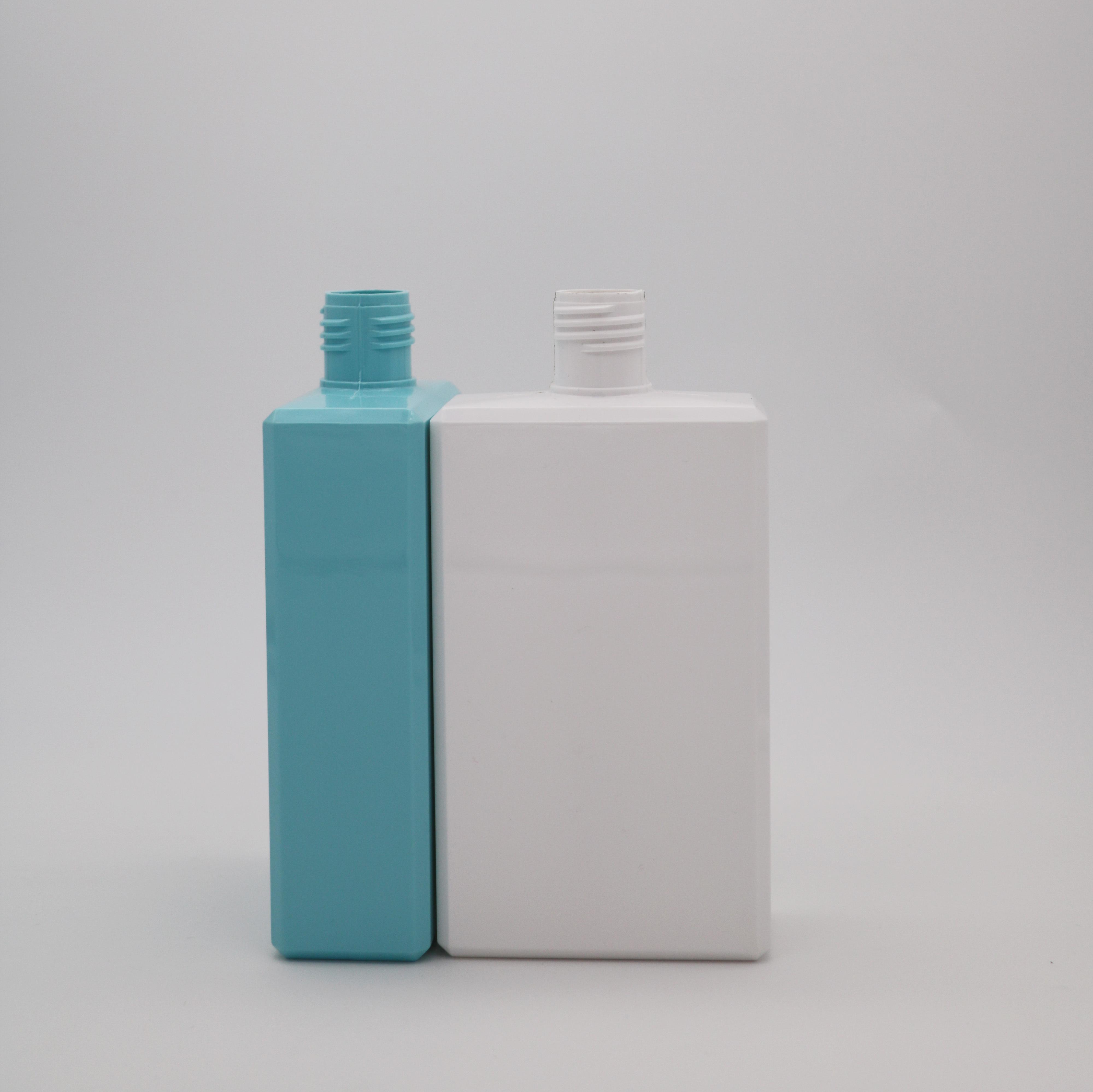 250 ml square Lotion/Shampoo/Conditioner Bottle