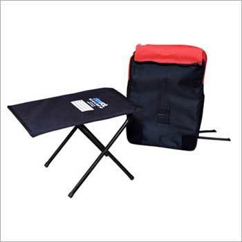 DESKIT School Bag Convertible into Study Table- 14L