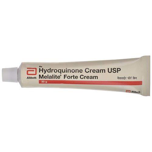 MELALITE FORTE CREAM (HYDROQUINONE 4 % CREAM)