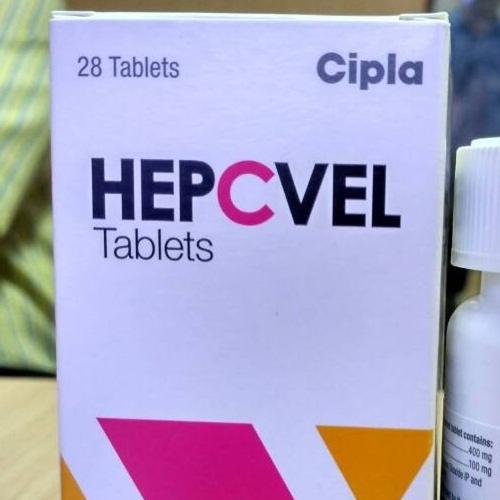 Hepcvel Sofosbuvir And Velpatasvir Tablets