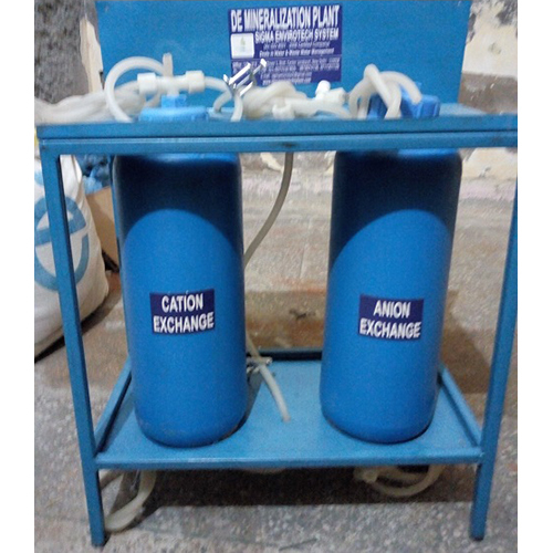 Battery Distilled Water Plant