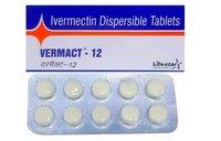 IVERMECTIN 12 MG TABLET ( VERMACT 12 MG )