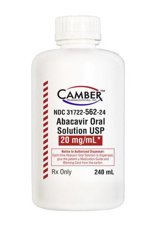 Abacavir Oral Solution