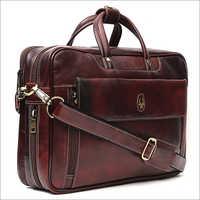 Mens Leather Laptop Bag