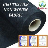 HIGH QUALITY & DURABLE GEOTEXTILE NON WOVEN FABRIC