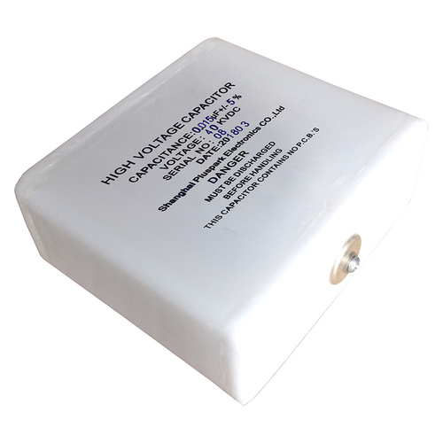 HV Capacitor 40kV 0.015uF,Pulse dsicharge and DC Capacitor 15nF 40000V