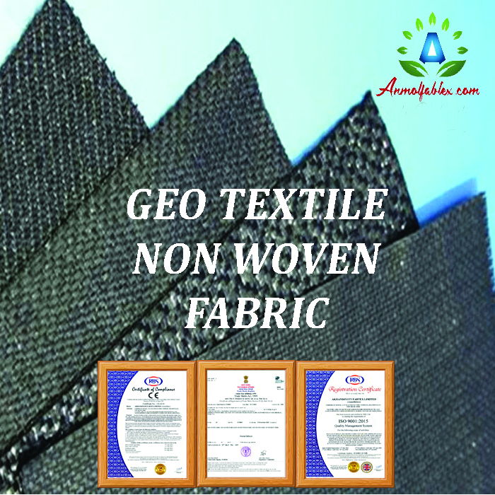 INDIA'S LEADING SUPPLIER FOR NONWOVEN FABRIC GEOTEXTILE & ROOFING