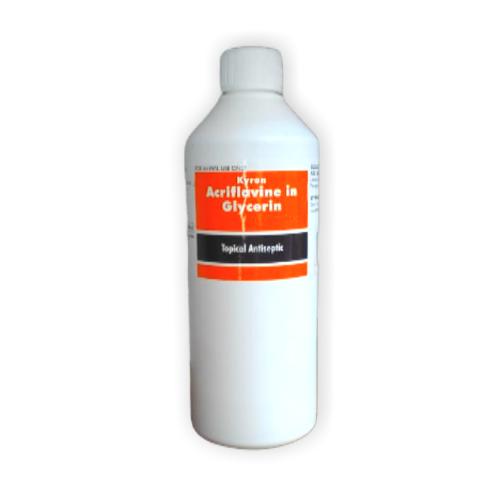 Acriflavin+Glycerin Solution