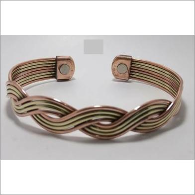 Copper Kada Bracelet