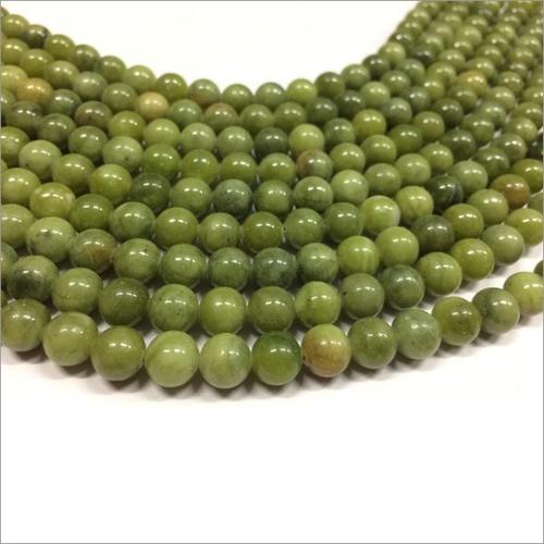 Natural Dark Green Jade