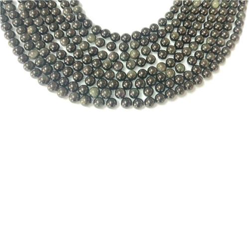Silver Obsidian A