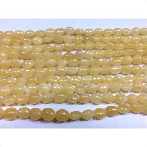 Yellow Calcite Mani