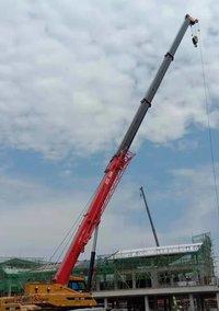used cranes 25ton used truck crane 25TON cranes
