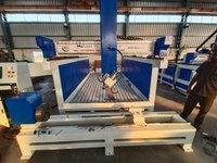 Cnc Aluminium Pattern Making Machine 4 Axis