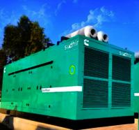 Cummins 1010 kVA Three Phase Silent Diesel Generator